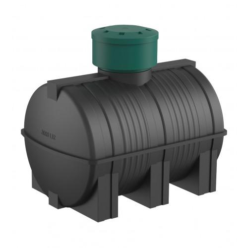 Емкость для подземного хранения воды D 3000