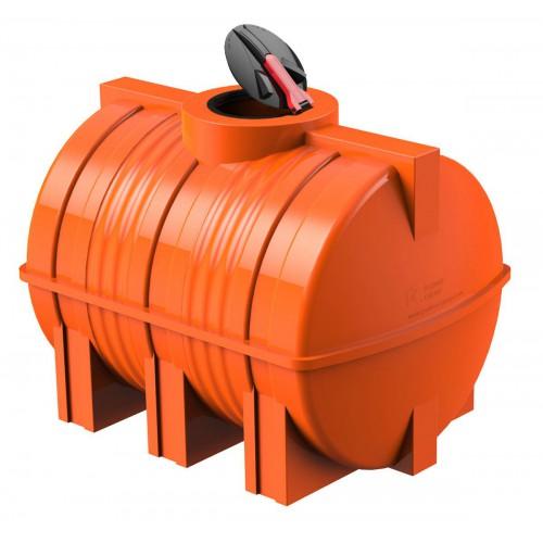 Емкость для перевозки воды и жидких удобрений G 2000 КАС
