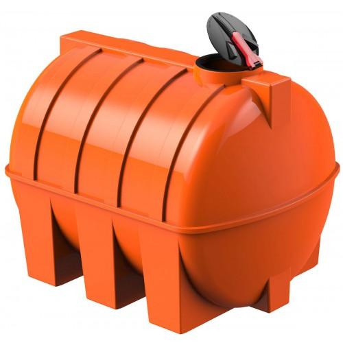 Емкость для перевозки воды и жидких удобрений G 5000 КАС