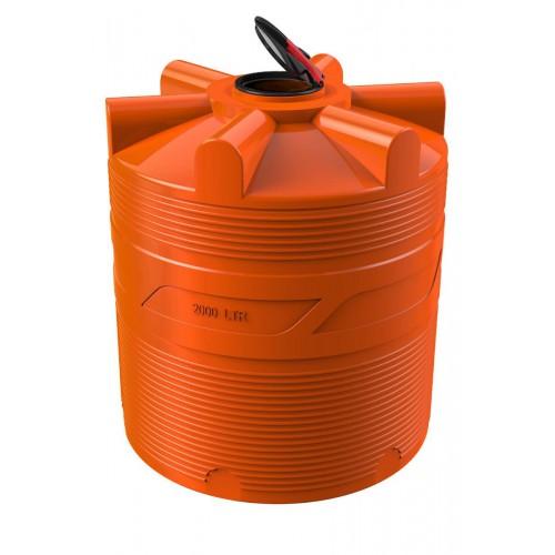 Емкость для перевозки воды и жидких удобрений V-2000 КАС