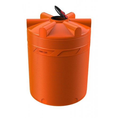 Емкость для перевозки воды и жидких удобрений V-6000 КАС