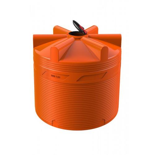 Емкость для перевозки воды и жидких удобрений V-8000 КАС