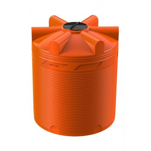 Емкость для перевозки воды и жидких удобрений V-9000 КАС