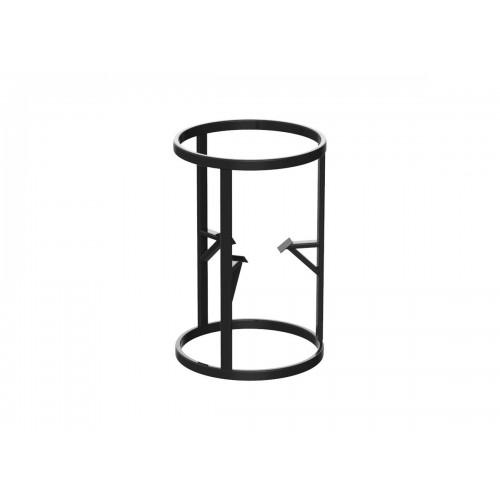Емкость с конусным дном К-100 обрешётка