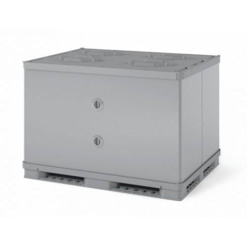Разборный пластиковый контейнер PolyBox 1470х1125