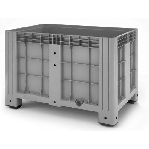 Сплошной контейнер iBox 1200х800 (на ножках)