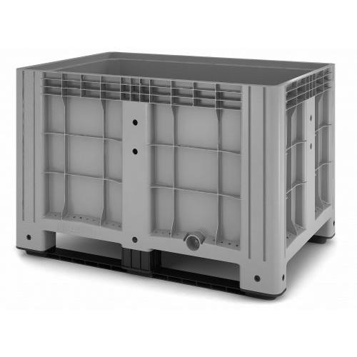 Сплошной контейнер iBox 1200х800 (на полозьях)