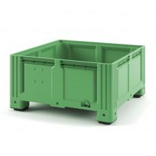 Сплошной контейнер iBox 1130х1130х580 (на ножках)