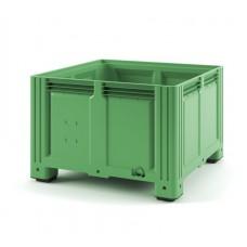 Сплошной контейнер iBox 1130х1130х760 (на ножках)