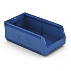 Пластиковый складской лоток 400х225х150 мм