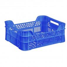 Ящик пластиковый 400х300х155 (фруктово-овощной)