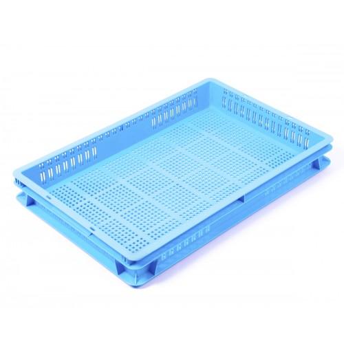 Ящик пластиковый 600х400х75 (ЯП 1.3)