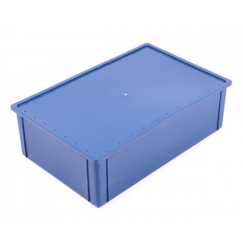 Ящик под сырки 570х370х180 с крышкой