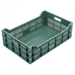 Ящик пластиковый 600х400х200 (фруктово-ягодный)