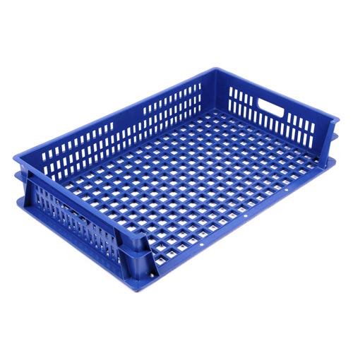 Ящик пластиковый 3-х бортный 740х465х145 (Х 4.3)
