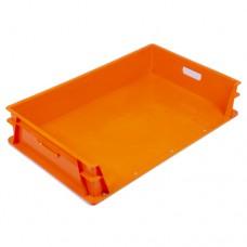 Ящик пластиковый 3-х бортный 740х465х145 (Х 4.1)