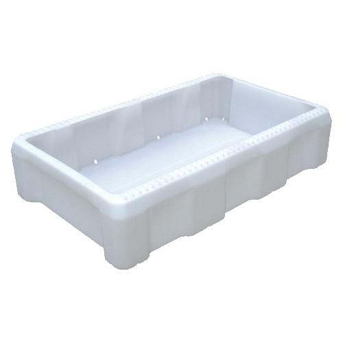 Ящик пластиковый рыбный 825х500х190