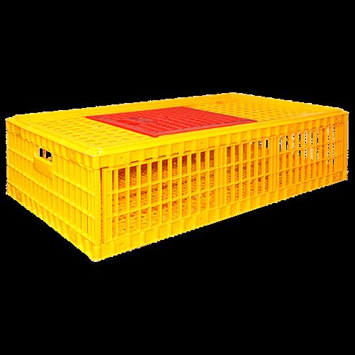 Ящик для перевозки живой птицы закрытый 970х570х270