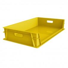 Ящик пластиковый 3-х бортный с буртиком 20мм, 740х465х145 (Х 5.1)