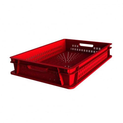 Ящик пластиковый 600х400х100 (ЯП 2.3)