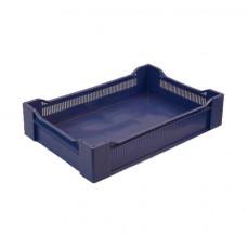 Ящик пластиковый 600х400х135 (фруктово-ягодный) ФЯ-02