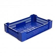 Ящик пластиковый 600х400х135 (фруктово-ягодный) ФЯ-03