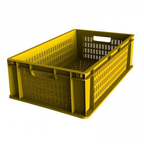 Ящик пластиковый Е2Л.3 600х400х200