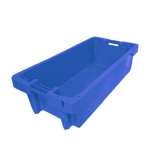 Ящик пластиковый рыбный 800х400х225 (Р-01)