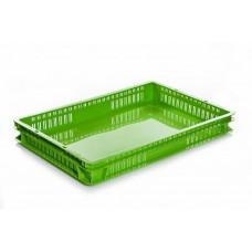 Ящик пластиковый 600х400х75 (ЯП 1.2)