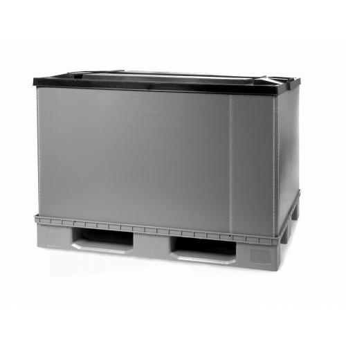 Разборный пластиковый контейнер PolyBox 1200х800