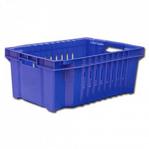 Ящик пластиковый 550х355х220 (овощной)