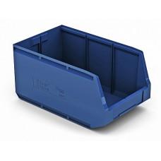 Пластиковый складской лоток 500х300х250 мм